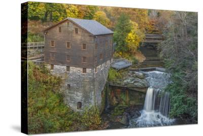Lanterman's Mill-Galloimages Online-Stretched Canvas Print
