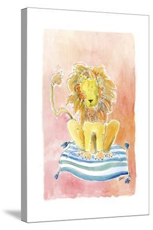 Leo-Jennifer Zsolt-Stretched Canvas Print