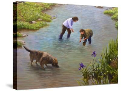 Treasured Memories 5-Kevin Dodds-Stretched Canvas Print