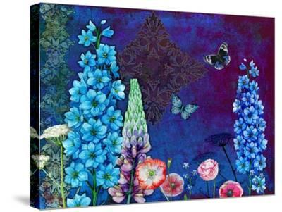 Evening-Maria Rytova-Stretched Canvas Print