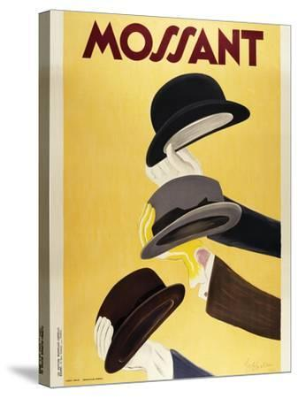 Mossant-Marcus Jules-Stretched Canvas Print