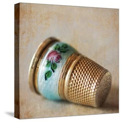 Heirloom Thimble-Jessica Rogers-Stretched Canvas Print