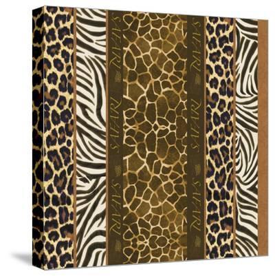 Safari-Maria Trad-Stretched Canvas Print
