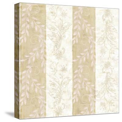 Hidrangea Back-Maria Trad-Stretched Canvas Print
