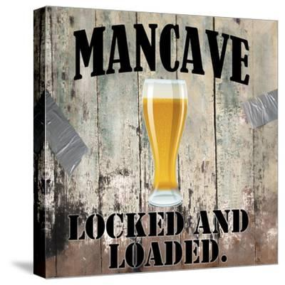 Mancave III-Mindy Sommers-Stretched Canvas Print