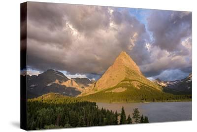 Light on the Point-Michael Blanchette-Stretched Canvas Print