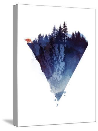 Near Tothe Edge-Robert Farkas-Stretched Canvas Print