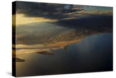Nice Airport-Sebastien Lory-Stretched Canvas Print