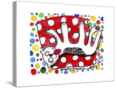 Crazy Maverix - Simple Life #1-Sara Catena-Stretched Canvas Print