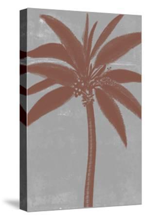 Chromatic Palms VII-Jennifer Goldberger-Stretched Canvas Print
