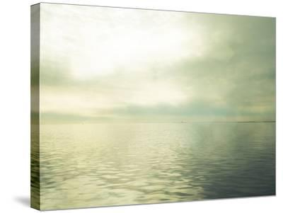 Calm Waters II-Sonja Quintero-Stretched Canvas Print