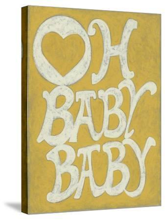 Oh Baby, Baby-Chariklia Zarris-Stretched Canvas Print