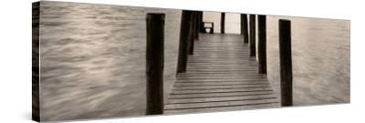 Trunti-David Baker-Stretched Canvas Print