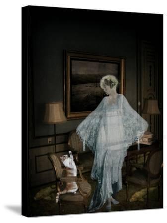 Lady Dorothy-Lydia Marano-Stretched Canvas Print
