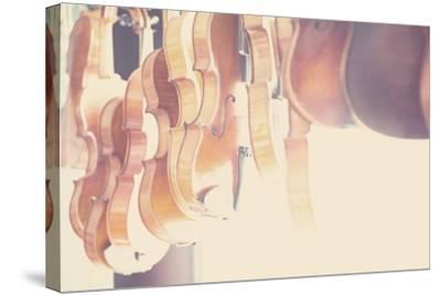 The Violin-Laura Evans-Stretched Canvas Print