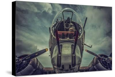 Usaf Bomber-Stephen Arens-Stretched Canvas Print