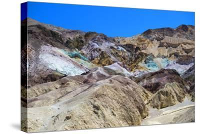 Artist's Palette - Death Valley National Park - California - USA - North America-Philippe Hugonnard-Stretched Canvas Print