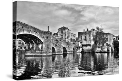 Clisson - Loire-Atlantique - Pays de la Loire - France-Philippe Hugonnard-Stretched Canvas Print