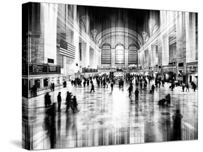 Urban Stretch Series - Grand Central Terminal - Manhattan - New York-Philippe Hugonnard-Stretched Canvas Print