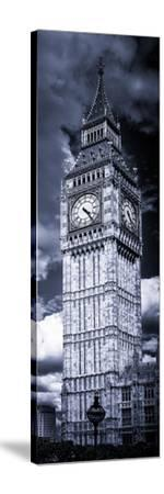 Big Ben - City of London - UK - England - United Kingdom - Europe - Photography Door Poster-Philippe Hugonnard-Stretched Canvas Print