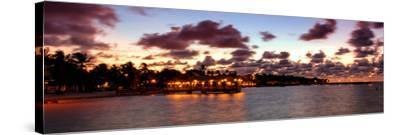Sunrise to Key West - Florida-Philippe Hugonnard-Stretched Canvas Print