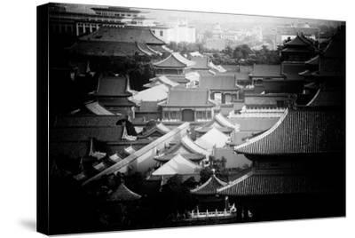 China 10MKm2 Collection - The Forbidden City - Beijing-Philippe Hugonnard-Stretched Canvas Print