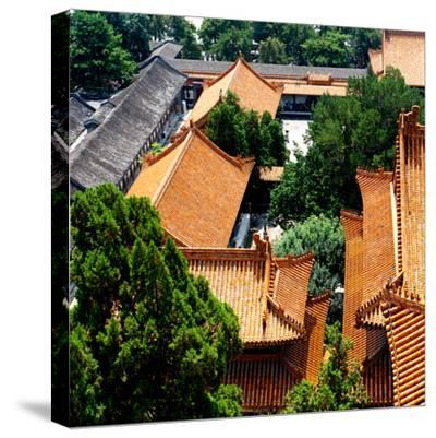 China 10MKm2 Collection - Summer Palace Architecture-Philippe Hugonnard-Stretched Canvas Print