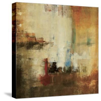 Freeflow-Lisa Ridgers-Stretched Canvas Print