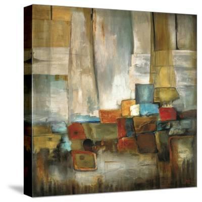 Hillside-Pablo Rojero-Stretched Canvas Print