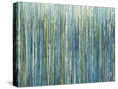 Greencicles-Liz Jardine-Stretched Canvas Print