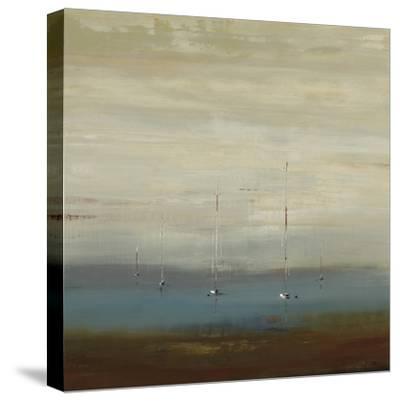 Sailor's Peace-Lisa Ridgers-Stretched Canvas Print