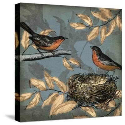 Songbird Fable II-PI Studio-Stretched Canvas Print