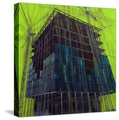 Workinprogress 12-Luke M Walker-Stretched Canvas Print