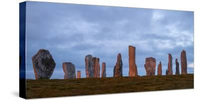 Circle of Ages-Doug Chinnery-Stretched Canvas Print