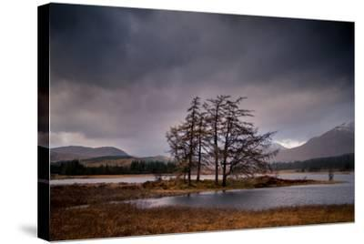 Loch Tulla-Doug Chinnery-Stretched Canvas Print