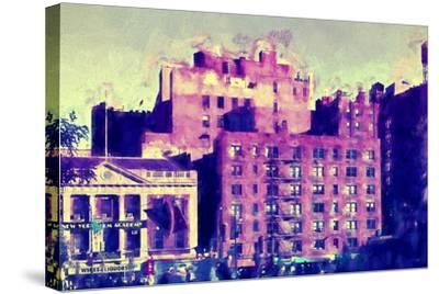 NYC Academy-Philippe Hugonnard-Stretched Canvas Print