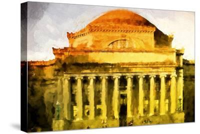 Columbus University-Philippe Hugonnard-Stretched Canvas Print