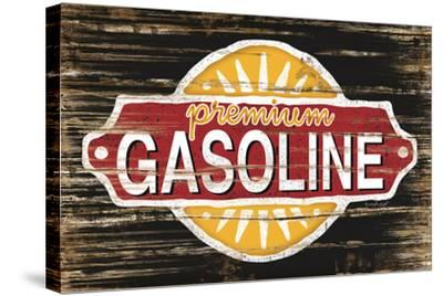 Gasoline-Jennifer Pugh-Stretched Canvas Print