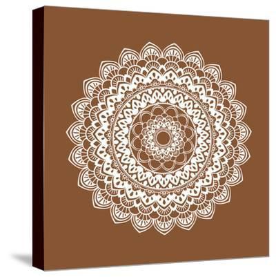 Mandala 6-Tamara Robertson-Stretched Canvas Print