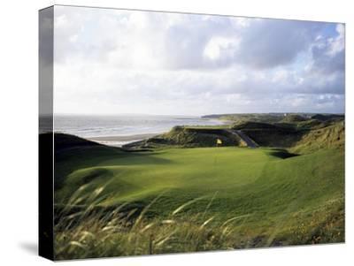 Ballybunion Golf Club Old Course, Ireland-Stephen Szurlej-Stretched Canvas Print