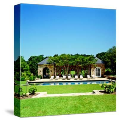 Architectural Digest-H. Durston Saylor-Stretched Canvas Print