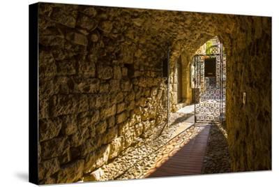 Eze, Alpes-Maritimes, Provence-Alpes-Cote D'Azur, French Riviera, France-Jon Arnold-Stretched Canvas Print