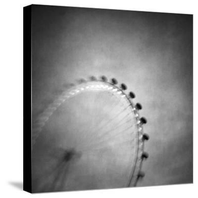 Spinning Round-Vangelis Bagiatis-Stretched Canvas Print