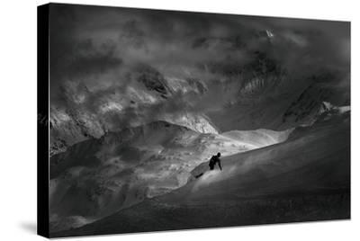 Adventure With Concerns-Peter Svoboda-Stretched Canvas Print