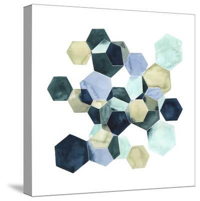 Crystallize I-Grace Popp-Stretched Canvas Print