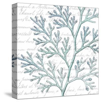 Aqua Marine IX-Anna Hambly-Stretched Canvas Print