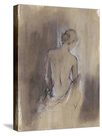 Contemporary Draped Figure II-Ethan Harper-Stretched Canvas Print