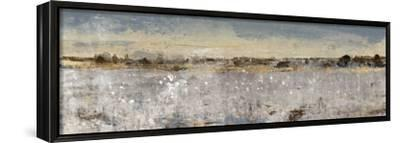 Grey Atmosphere I-Tim OToole-Framed Stretched Canvas Print