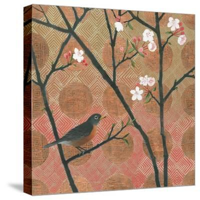 Cherry Blossoms II-Kathrine Lovell-Stretched Canvas Print
