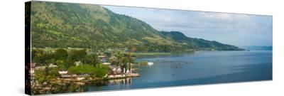 Lake Toba, Sumatra, Indonesia, Southeast Asia-John Alexander-Stretched Canvas Print